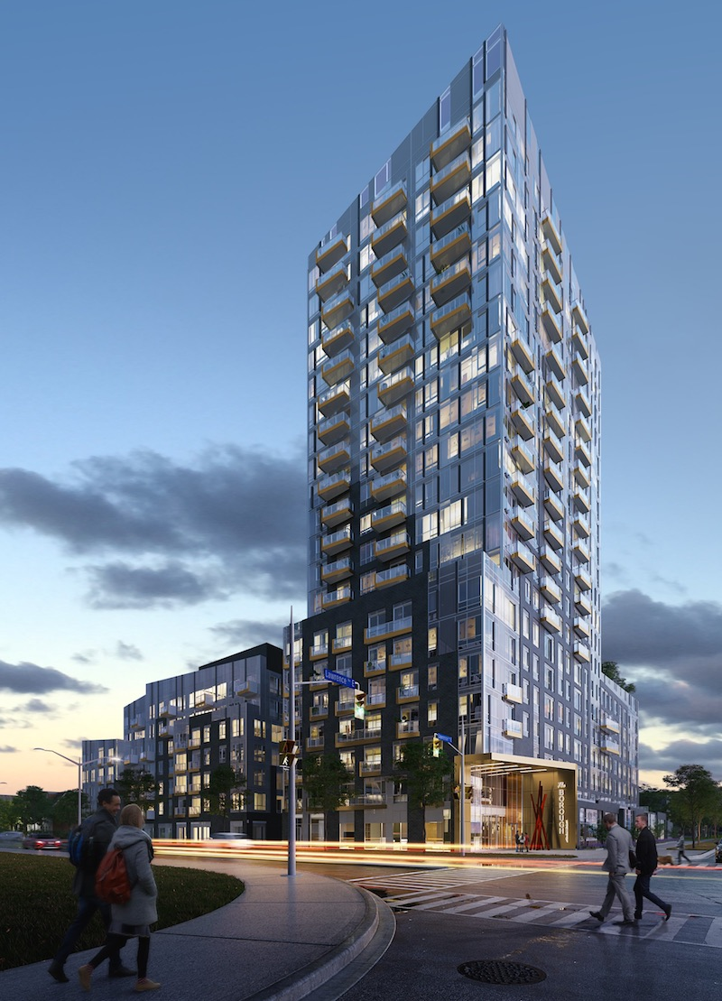 Borough Condos Phase 2 Lawrence and Birchmount